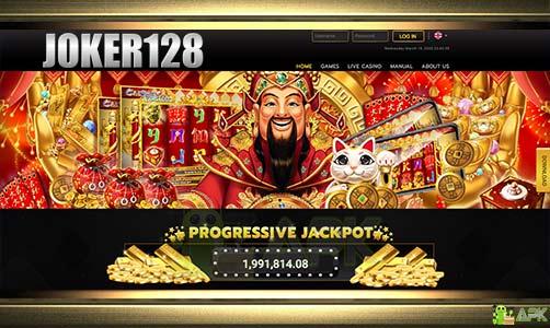 Joker128 Agen Resmi Slot Online