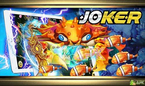 Game Ikan Joker123 Terbaru | Agen Joker123