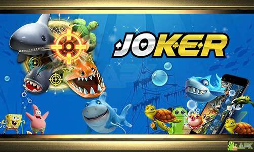 Tembak Ikan Joker123 Uang Asli Terpercaya